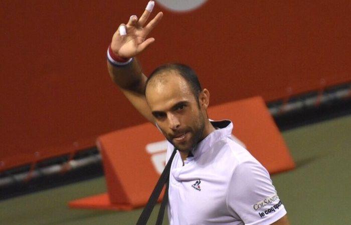 Juan Sebastián Cabal dijo adiós al Wimbledon