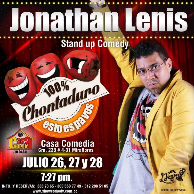 """""""100% Chontaduro"""" celebra a Cali con humor y conmemora 15 años de funciones"""