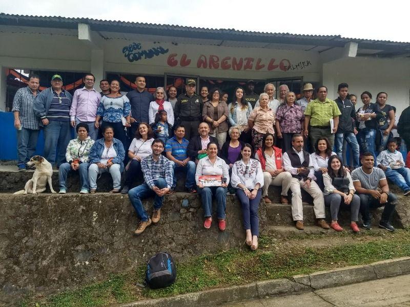 Delegados del Banco Mundial conocieron experiencia de recuperación de El Arenillo