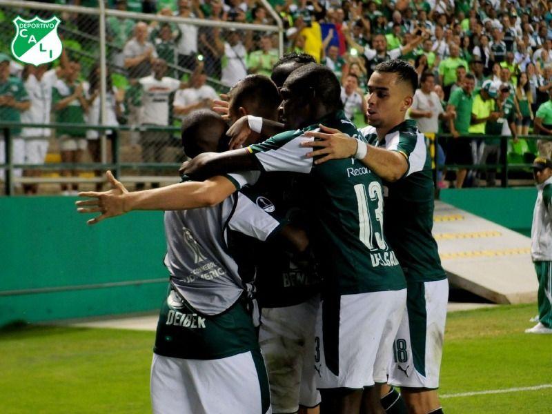 Deportivo Cali fue imparable contra Bolívar en Palmaseca