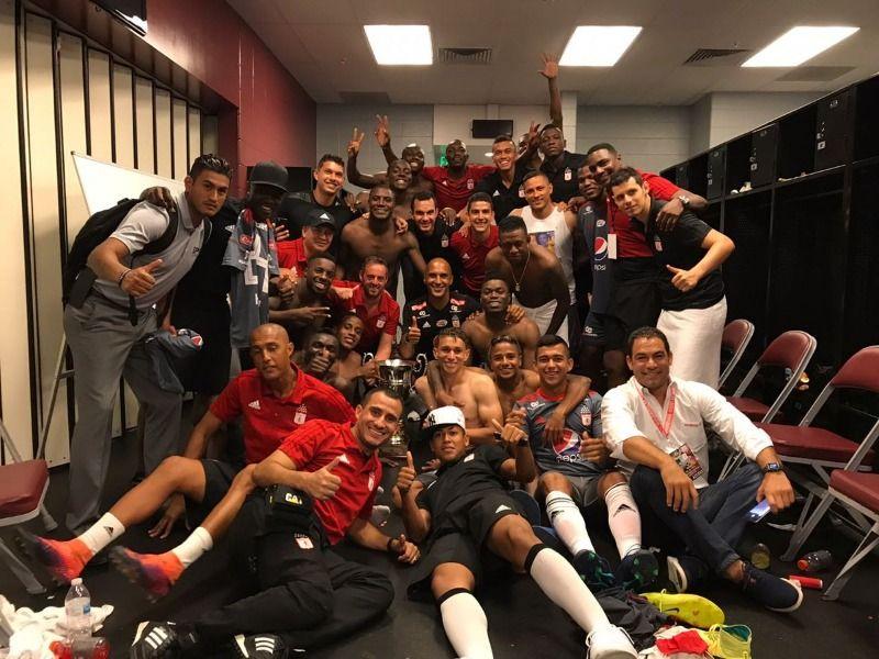 América venció al Atlético 5-4 en tanda de penales