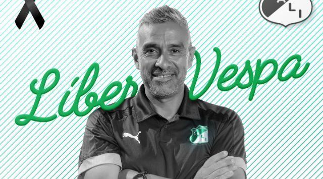 Fallece Líber Vespa, asistente técnico del Deportivo Cali