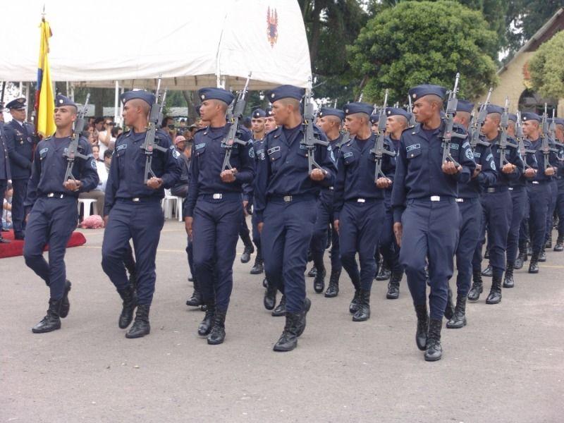 Abren convocatoria para el Servicio Militar en la Fuerza Aérea