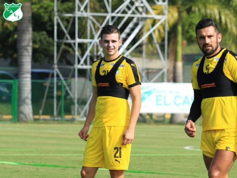 Así se prepara el Deportivo Cali para recibir al Independiente Medellín