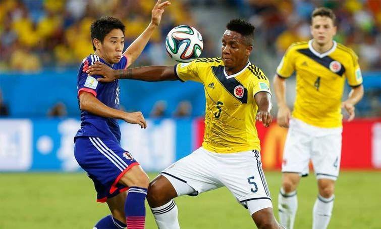 Este jugador de la selección de Colombia está entrenando con el Deportivo Cali