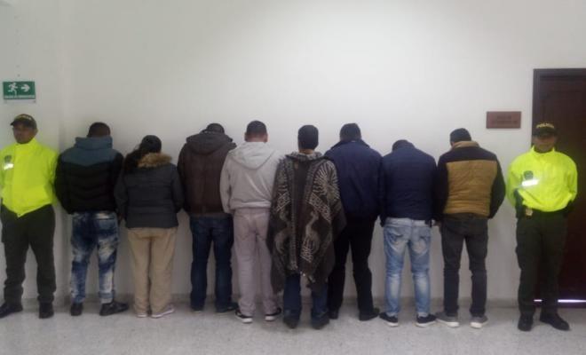 """Desmantelada """"Los del Sur"""",  red transnacional de narcotráfico"""