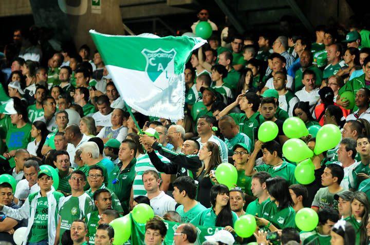 Tribuna Sur del Deportivo Cali fue sancionada con 5 partidos