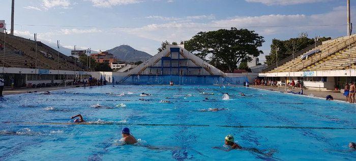 Piscina Olímpica Hernando Botero ya está al servicio de los caleños