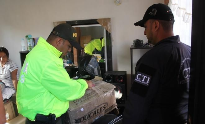 """Detenidos 27 integrantes de """"Los Criollos"""", banda que azotaba almacenes de cadena"""