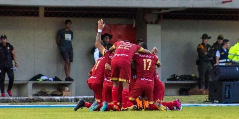 Deportivo Cali cayó ante Rionegro 2-0