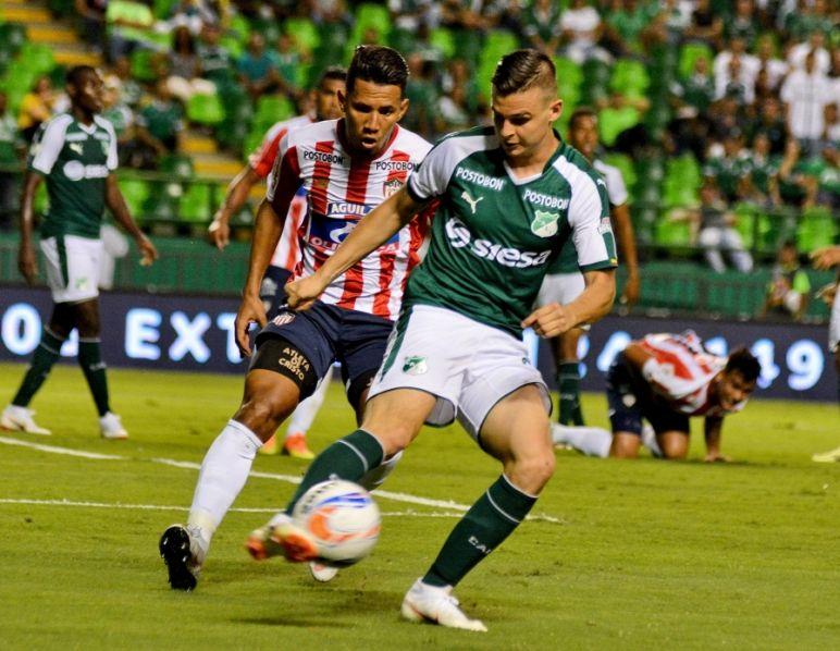 En Fotos: Triunfo del Deportivo Cali ante el Junior