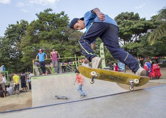 En Fotos: Festivales extremos toman los barrios y calles de Cali
