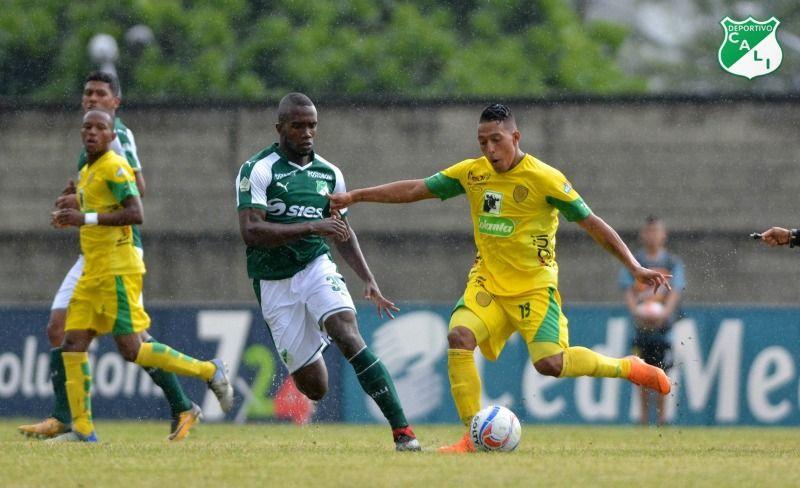 Deportivo Cali y Leones empataron 0-0 en el Metropolitano de Itagüí