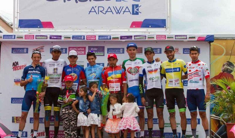 Así fue la cuarta etapa del Clásico RCN Arawak