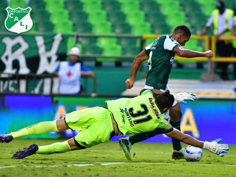 Deportes Tolima venció al Deportivo Cali 1-0