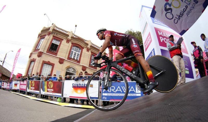 Vea cómo Óscar Sevilla se llevó la quinta etapa del Clásico RCN