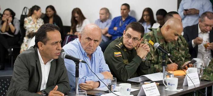Alcalde de Cali recibió apoyo de congresistas en tema de seguridad