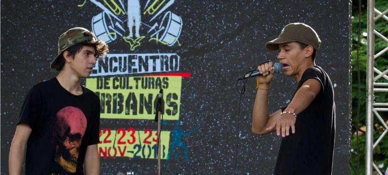 Culturas Urbanas: Apuesta de paz para la transformación social