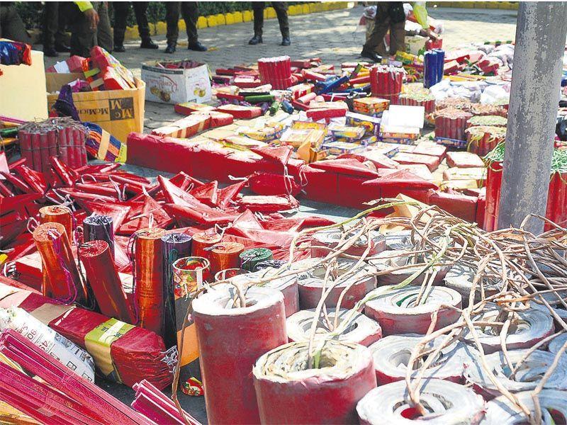 Alcaldía emitió decreto sobre distribución, venta y uso de pólvora