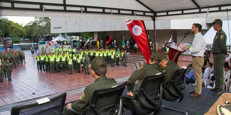 170 funcionarios se suman para fortalecer estrategia Radar en Navidad y Feria de Cali