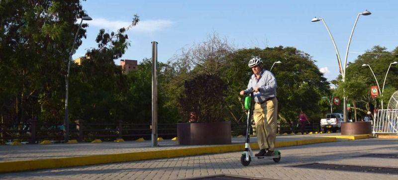 Patinetas eléctricas para la movilidad sostenible
