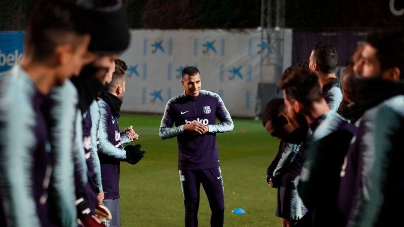 El caleño Jeison Murillo se estrena con el Barcelona