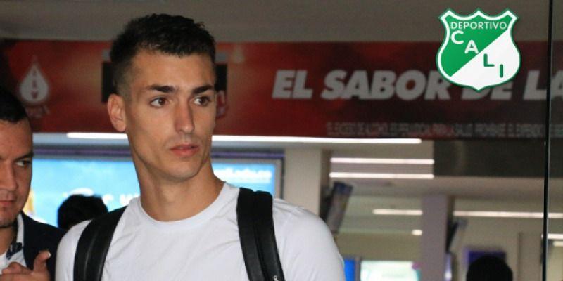 Nuevo refuerzo del Deportivo Cali impulsará la delantera para esta nueva temporada