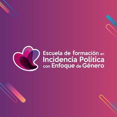 Abren inscripciones para la Escuela de Incidencia Política con Enfoque de Género