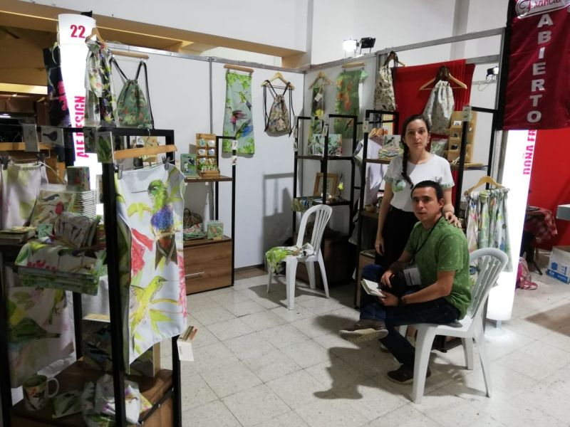 Colombia BirdFair 2019