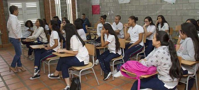 Instituciones Educativas Oficiales aún tienen cupos disponibles para matricular