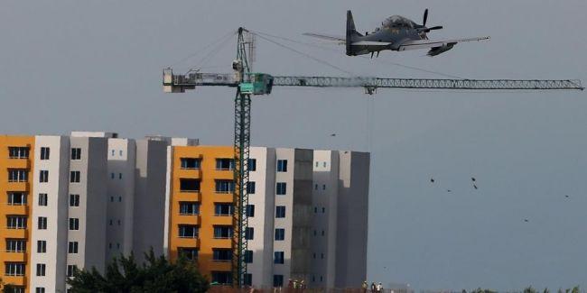 Suspenden licencias de construcción en los alrededores de la Base Aérea