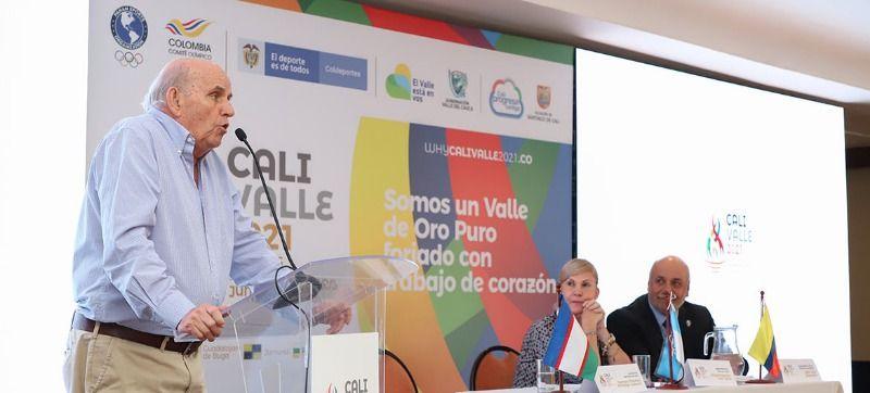 Alcalde caleño vaticina éxito de los Juegos Panamericanos Junior 2021