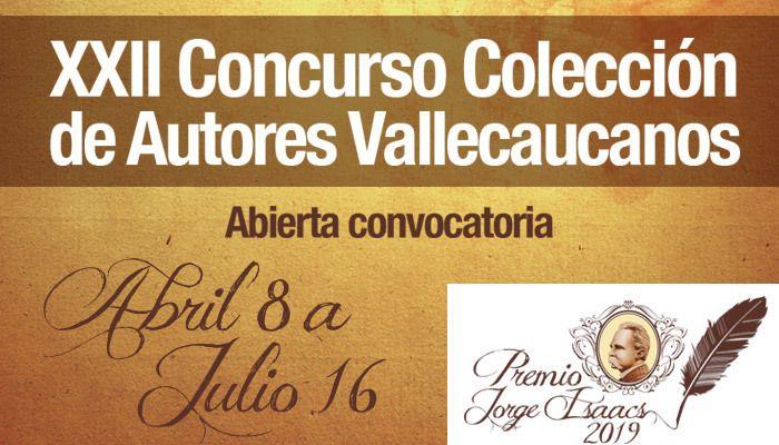 Concurso Colección de Autores Vallecaucanos abre convocatoria