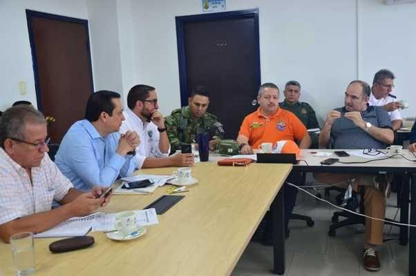 Gobernación instaló Puesto de Mando Unificado para atender emergencias en Semana Santa