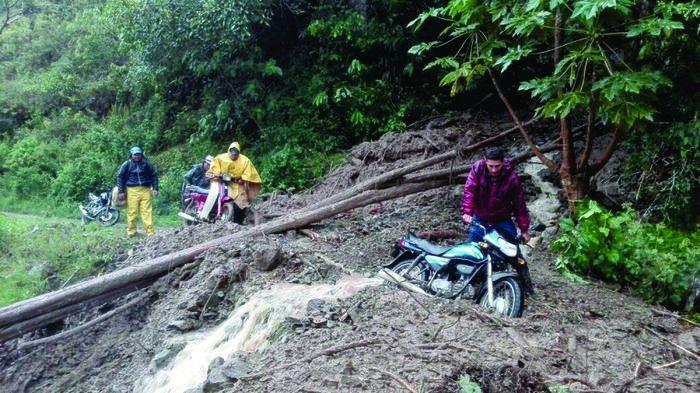 Fuertes lluvias afectaron a 23 municipios del Valle en Semana Santa