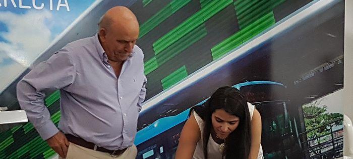 Ingrid Ospina Realpe asumió presidencia de Metro Cali