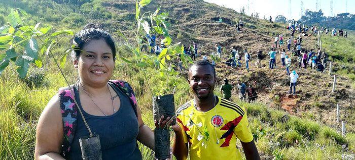 Plan Ave Fénix y 10K Verde de Juancho Correlón harán segunda siembra de árboles