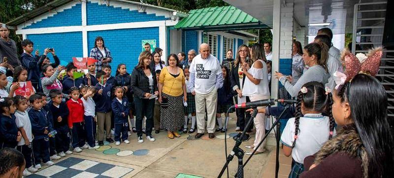 Zona rural de Cali cuenta con 34 instituciones educativas rehabilitadas