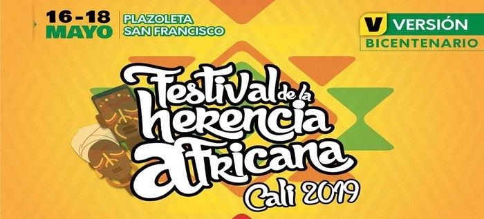 Festival de la Herencia Africana 2019 resalta aportes de comunidades afro
