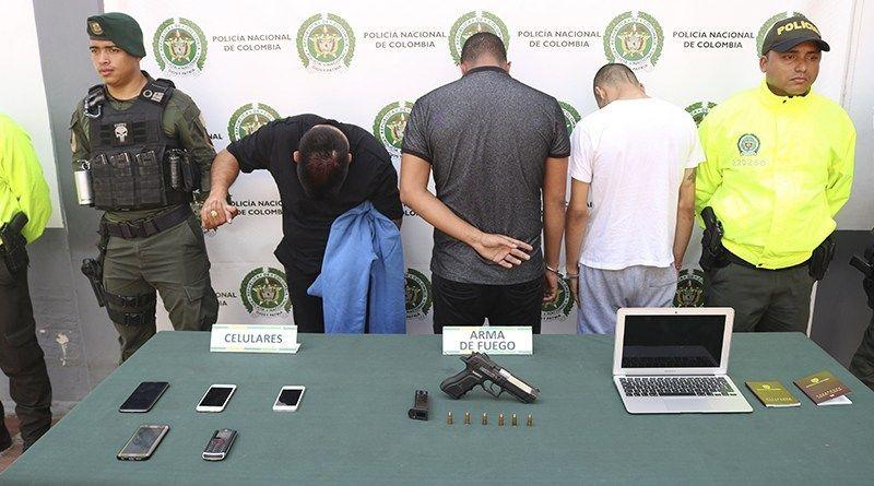 """Capturado en Cali  alias """"Martín Bala"""" señalado como jefe de banda criminal"""