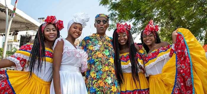 Más de 16 mil personas disfrutaron la Semana de la Afrocolombianidad 2019