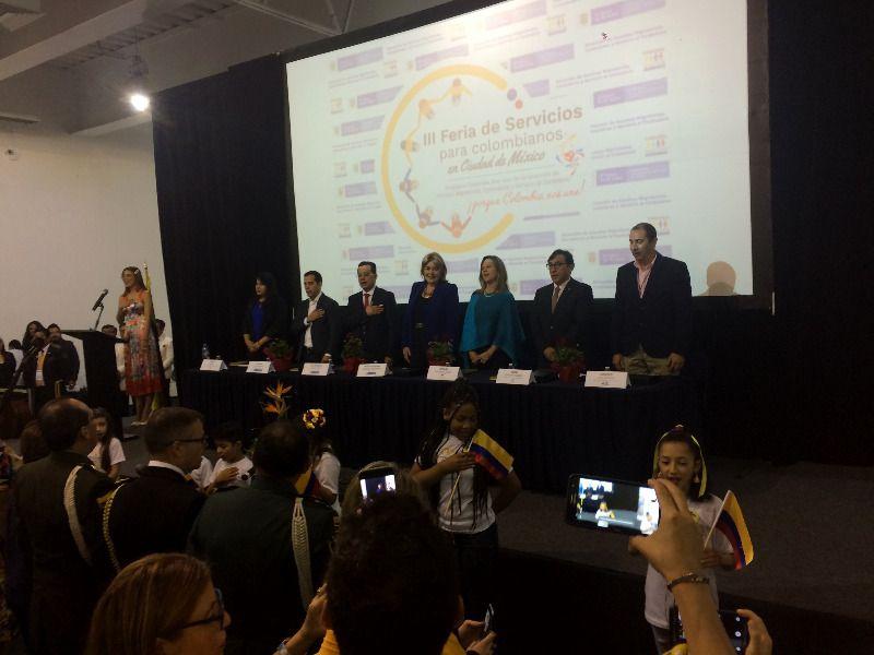 Feria de Cali invitada especial en la III Feria de Servicios para colombianos en Ciudad de México