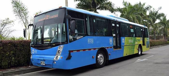 En agosto llegan primeros buses con cero emisiones de CO2 para reforzar el MIO