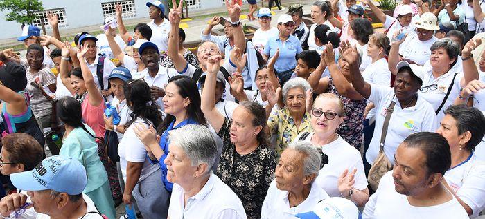 Pago del subsidio para adultos mayores inicia el 30 de julio