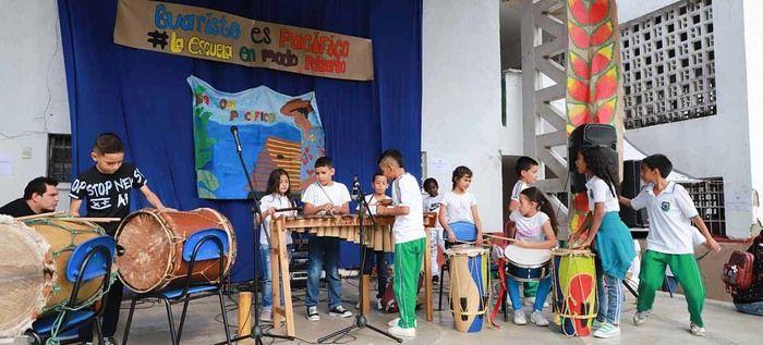 """Mi escuela modo Petronio"" recorre Instituciones Educativas de Cali"