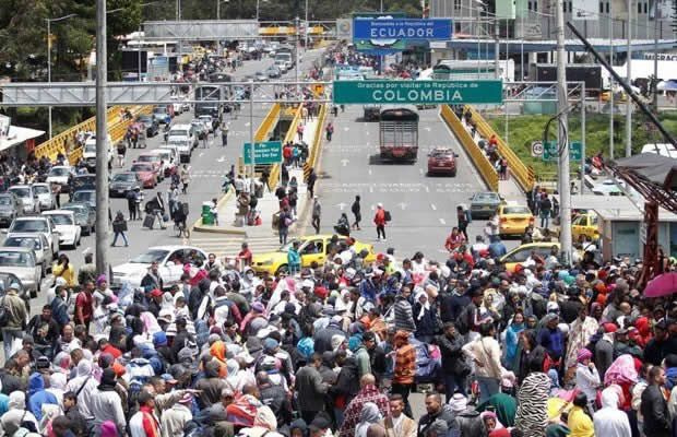 Alcaldía de Cali monitorea situación en la frontera con Ecuador