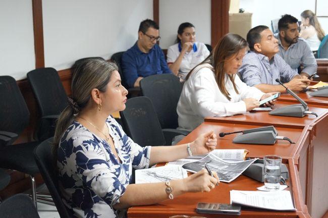 Concejo autorizó modificar en 5% el Presupuesto Municipal