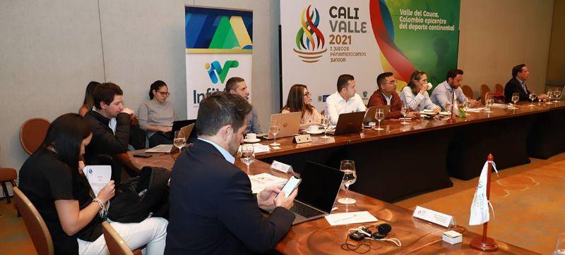 Escenarios de Cali recibieron visto bueno para los Juegos Panamericanos Junior