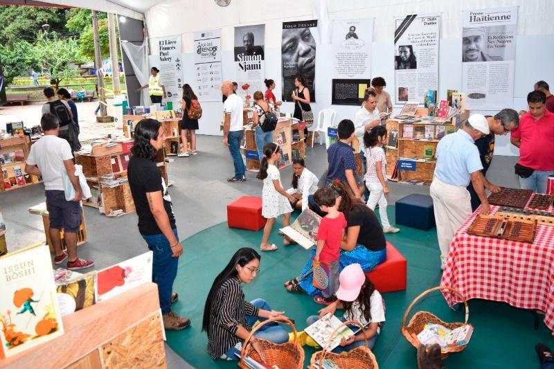 Feria Internacional del Libro de Cali 2019 clausuró con éxito
