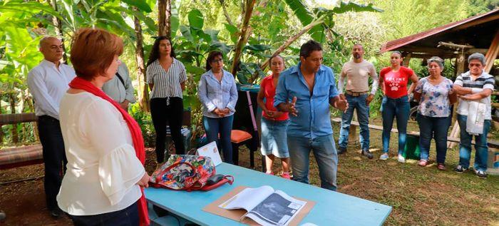 Alcalde saliente deja 40 acuerdos firmados para la conservación de recursos naturales